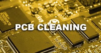 Electronics Assembly Cleaning